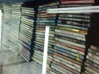 We have many DVDS and BLU-RAY's in stock! Kindly come