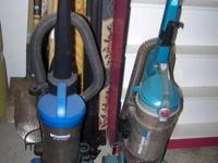 We entered a few fantastic vacuums this week! Both are