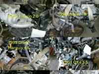 We sell used parts for cars and trucks we also rebuild