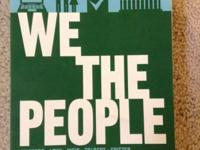 Class: GOVT 2305 Title: We the People Author: Ginsberg,