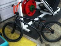 Very well kept up We The People Reason bmx bike.