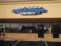 THE PHONE EXCHANGE. 6705 Kingston Pike. Knoxville, TN