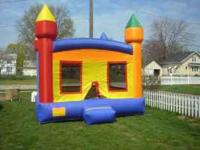 we rent bounce houses call  ;  Location: hudsonville,mi