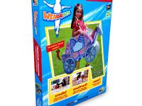 Each Wearables Princess Carriage kit comes complete