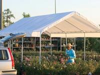 �� Weather � Shield and Shade Canopies! 20� to 40�