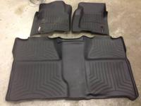 Weather tech floor mats out of my 2007 and 2010 chevy
