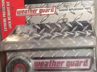 For sale is one (1) NEW Weather guard 7832-2pk toolbox