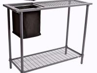 The garden and greenhouse potting bench is ideal for