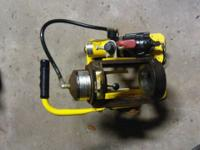 Used Weatherhead T-462 Air/Hydraulic Hose Crimper