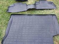 Weathertech floor mats for a Jeep Wrangle great