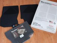 This is a brand NEW, unused, and undamaged WeatherTech