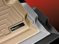 Weathertech.  Accurately/completely lines the interior