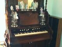 Weaver Organ and Piano Co. Serial Number: 39527