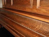 This beautiful Weaver piano was lovingly restored in