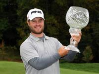 The Web.com Tour is the official path to the PGA Tour