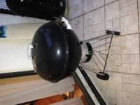 "For Sale: Weber 22.5"" One Touch Gold -- It great"