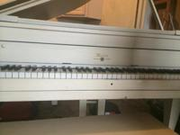 Pianos are in a good working condition. All keys work,