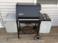 Weber Genesis 3 Burner Natural Gas Grill. This is not