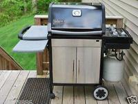 Type:OutdoorGently used Weber Gas GrillGreat for Spring