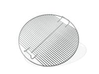 The Weber Plated-Steel Cooking Grate is constructed of