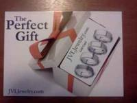 I have a gift card for 2 free tungsten wedding rings