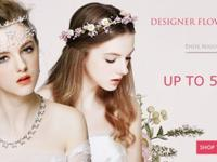 BlushCheek.com is an online wedding accessory seller,