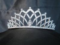 I have brand new, high quality bridal salon tiara's in
