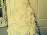 Wedding Dress for Sale!  Originally purchased for