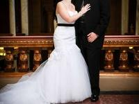 I'm selling my bridal gown, designer Enzoani, from the