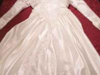 Vintage Forever Yours Bridal, Wedding Gown. The Wedding