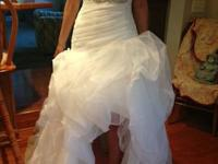 WEDDING EVENT GOWN BRAND NEW NEVER WORN-- Make a