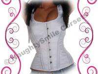 All our steel boned corsets significantly help to
