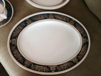 GROUP OF 7 DINNER PLATES @ $65.00 EACH. Outstanding