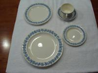 Antique England Wedgewood of Eturia & Barlaston,