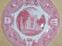These are beautiful collectible Wedgwood China plates