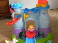 Playskool Weeble castle set for sale. Also Weeble