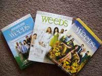 This posting is for Weeds seasons 1,2,3. They are all