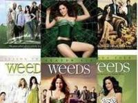 I have Weeds seasons 1-6 on DVD all discs and cases are