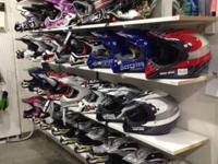 Free Helmets from our Helmet room and. Free initially