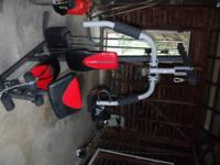 Weider 2980X Exercise Machine, $175 OBO