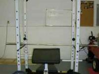 Weider Home Gym Price: $200.00 PH:  Location: