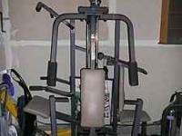 Weiner pro 9645 home gym. Very nice, just no longer