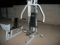 I have Weider home gym with every thing working