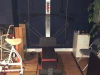 Weider Max Ultra Home Gym System-. $225 or finest