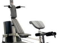 Weider Platinum Plus Exercise Machine Model #