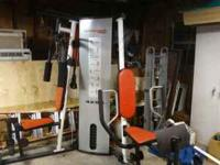 I have a weider pro 4250 weight bench in excellent