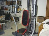 We're offering this Weider Pro 4300 Home Gym that's
