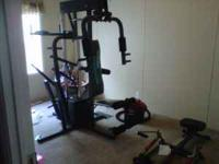 For Sale Weider WFS Work Out System Has Only Been Use A