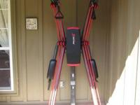 WEIDER X- FACTOR HOME GYM. Weider X-Factor Home Gym.