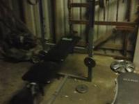 I have a weight bench for sale. I origionally bought it